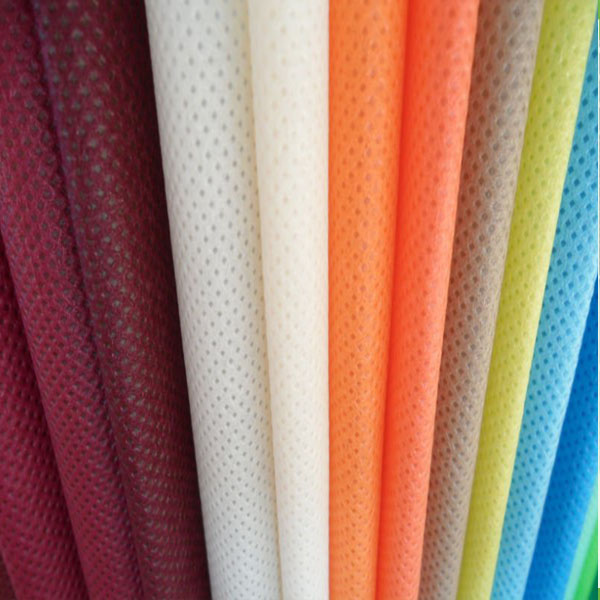 Buy Colorful Of Spunbond Non-woven Fabric Use For Non ...