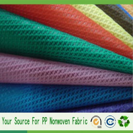 Buy Cambrella/Cross Style Colorful Pp Spunbond Nonwoven