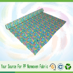 Hot sell  print nonwoven