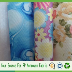 good quality fabric printing non woven