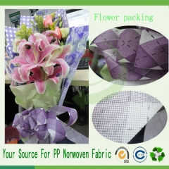 flower arrangement cloth