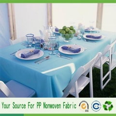 pp tablecloth