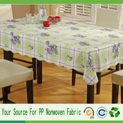 china manufacture table cloth