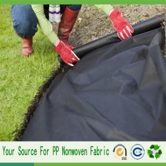Weed control fabric